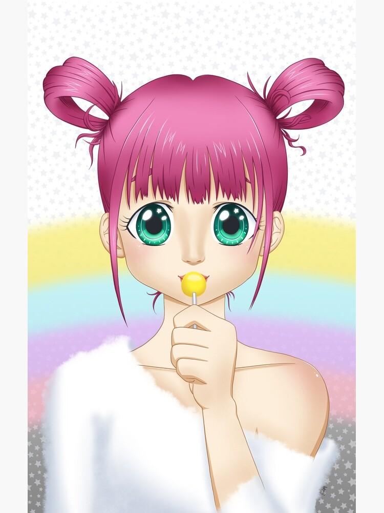 Lollipop by technoangelart
