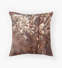 Closeup in Nature 1 Throw Pillow