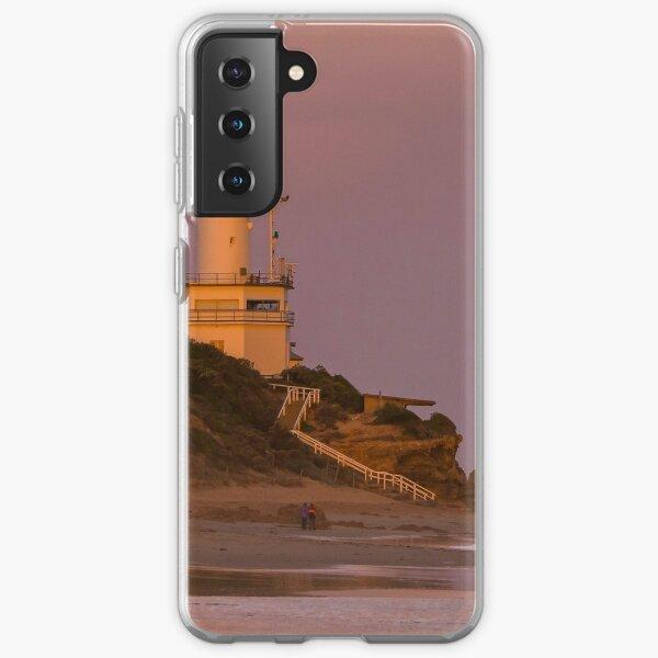 Pt Lonsdale Sunset Samsung Galaxy Soft Case