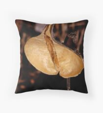 Closeup in Nature 4 Throw Pillow