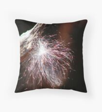 Closeup in Nature 5 Throw Pillow