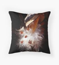 Closeup in Nature 6 Throw Pillow