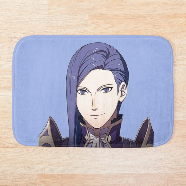Adult Lorenz (Timeskip) - Fire Emblem Three Houses Bath Mat