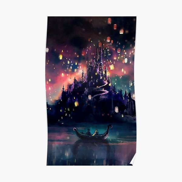 Tangled Castle  Poster
