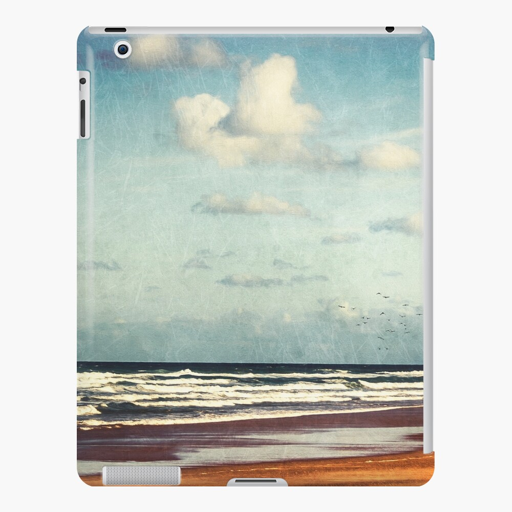 Beach - a photo painting iPad Case & Skin