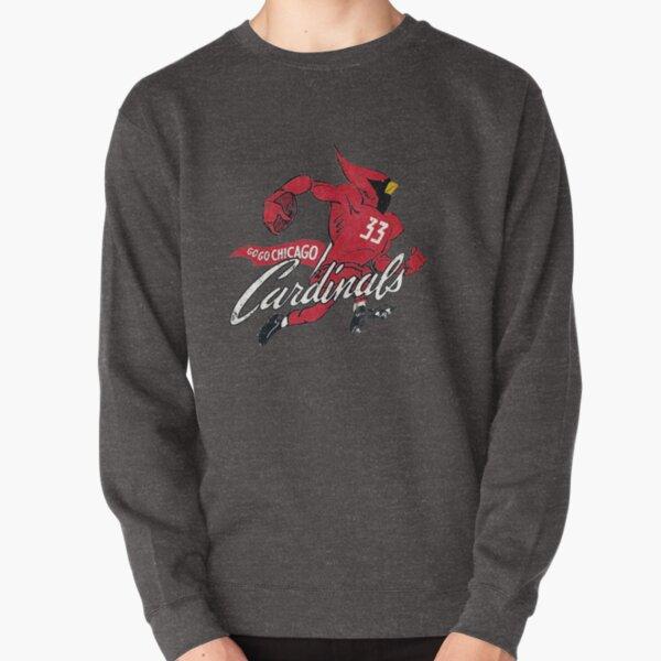 Chicago Cardinals Pullover Sweatshirt