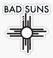 B suns Sticker