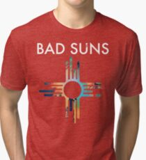 Bad Suns Tri-blend T-Shirt