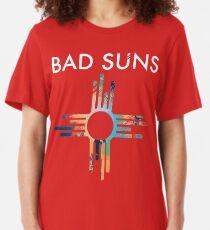Bad Suns Slim Fit T-Shirt