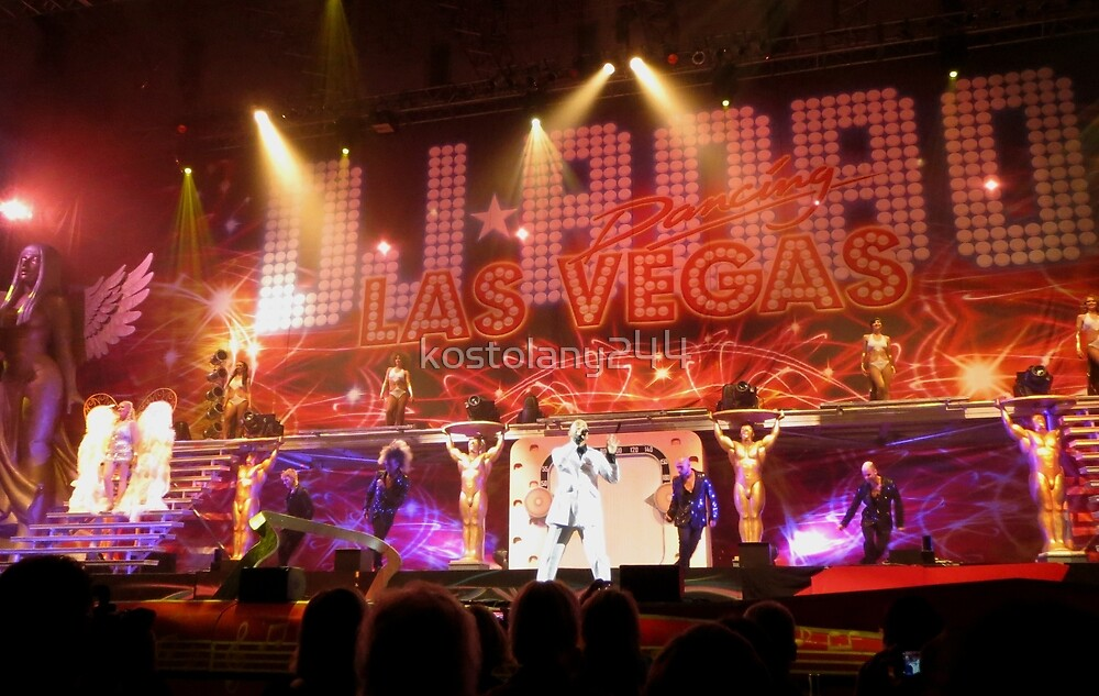 Dancing Las Vegas by kostolany244