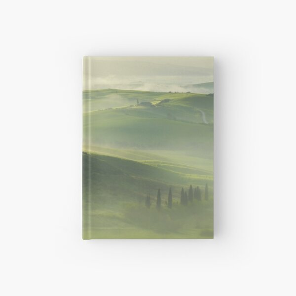 Val d'Orcia Hardcover Journal