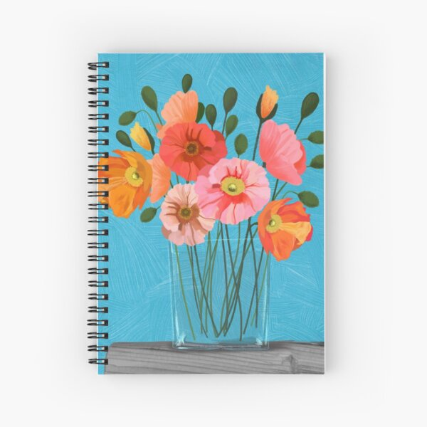 Love of colour Spiral Notebook