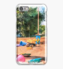 Sandbox at Emerson iPhone Case/Skin