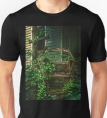 Wicker Chair Unisex T-Shirt