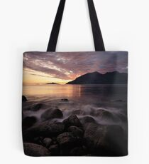 Sunset in the Arctic-II Tote Bag