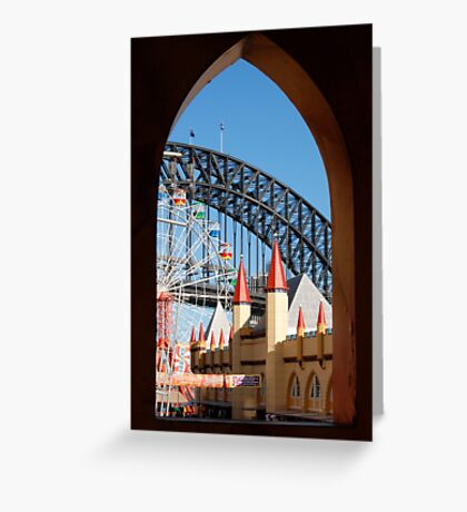 magical playland Greeting Card