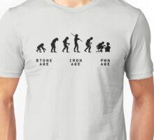 Evolution of Gamers Unisex T-Shirt