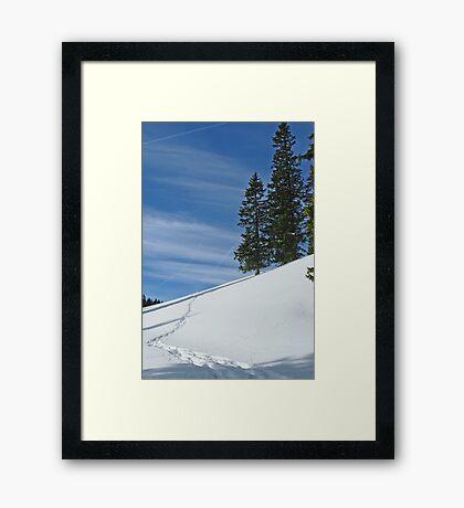 Alps 2 Framed Print