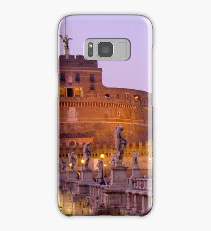Angels in the Evening Samsung Galaxy Case/Skin