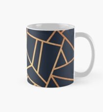 Taza clásica Copper and Midnight Navy