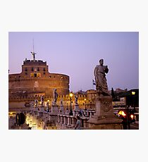 Angels in the Evening Photographic Print