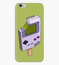 Game Boy Icicle iPhone Case