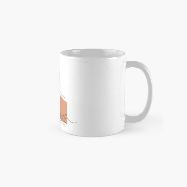Minimalistic Frank Ocean Blond  Classic Mug