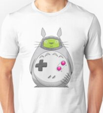 Game Boy Totoro Unisex T-Shirt