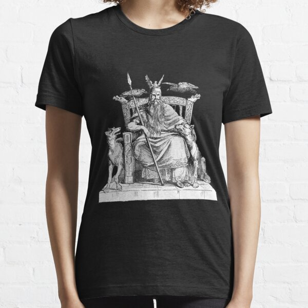Mighty Odin Essential T-Shirt