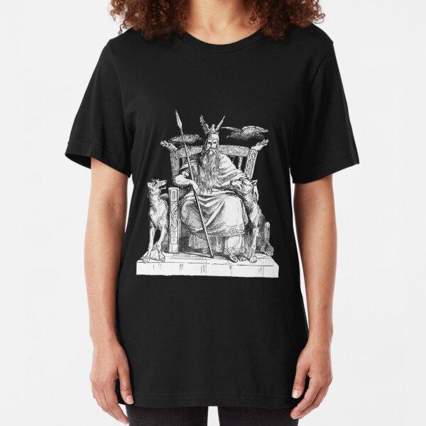 Mighty Odin Slim Fit T-Shirt