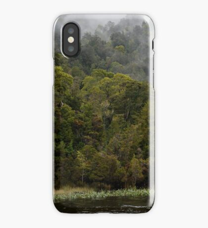 the edge of the derwent iPhone Case/Skin