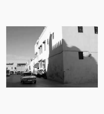 OLD TOWN STREETS Photographic Print