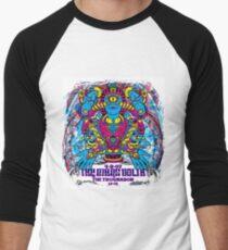Wise Enlightened Mars Volta Men's Baseball ¾ T-Shirt
