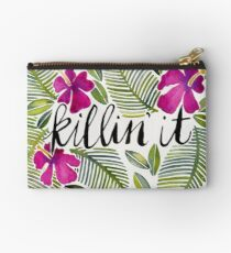 Killin' It – Tropical Pink Studio Pouch