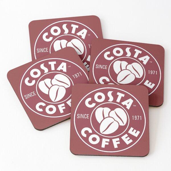 Café Costa Posavasos (lote de 4)