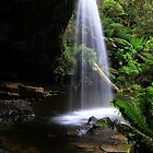 Behind The Falls by Stephen Ruane