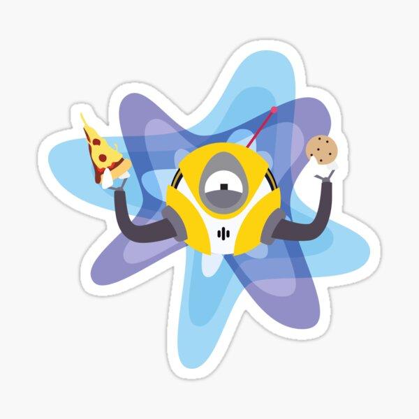 Embrace the KVN! Final Space Sticker