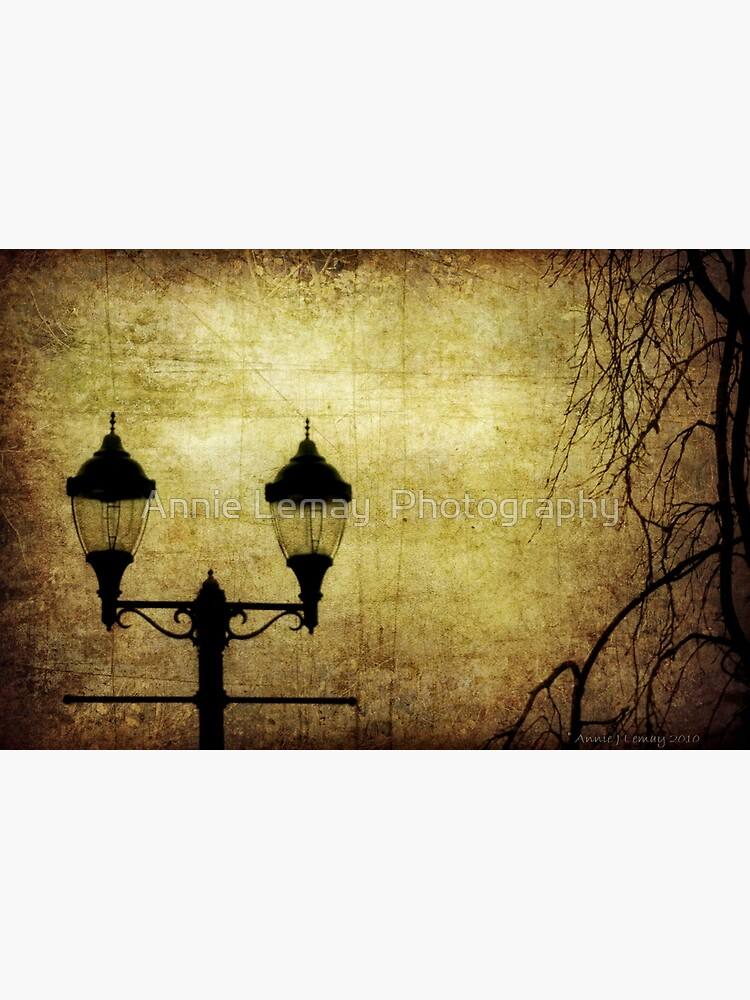 Street Lanterns by ajlphotography