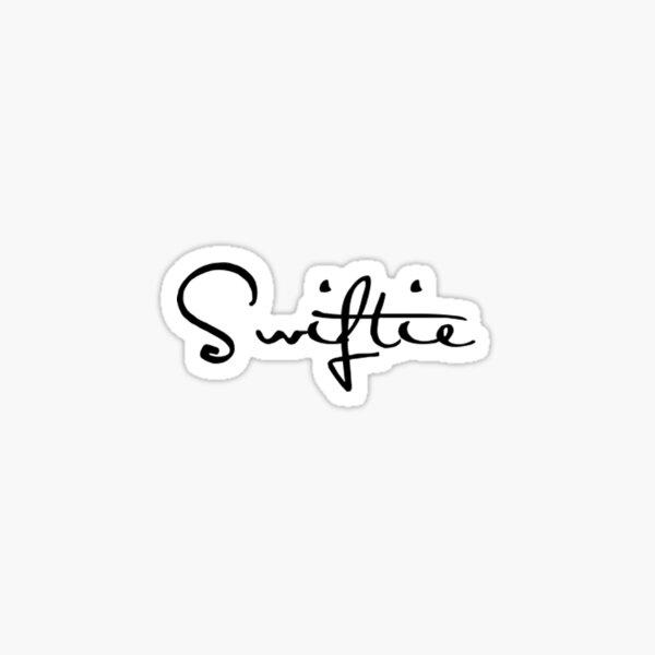 Swiftie Sticker