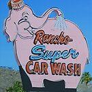 Rancho Super Car Wash by Michael Ward