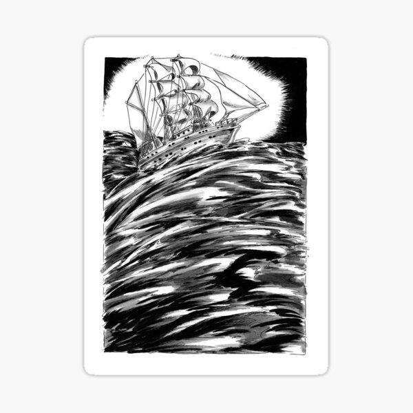 Geisterschiff Sticker