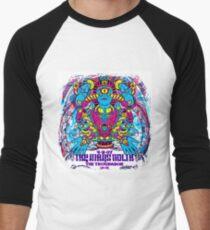 Wise Enlightened Mars Volta BRIGHT Men's Baseball ¾ T-Shirt
