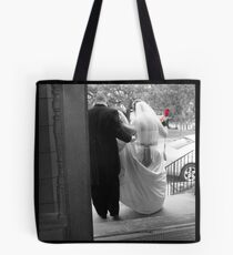First Steps of Together Tote Bag