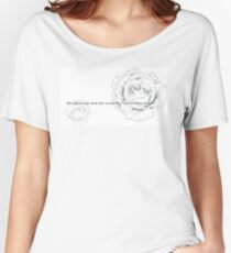 First Lines - Mrs Dalloway Women's Relaxed Fit T-Shirt