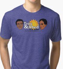 The Real Morning Talkshow Tri-blend T-Shirt