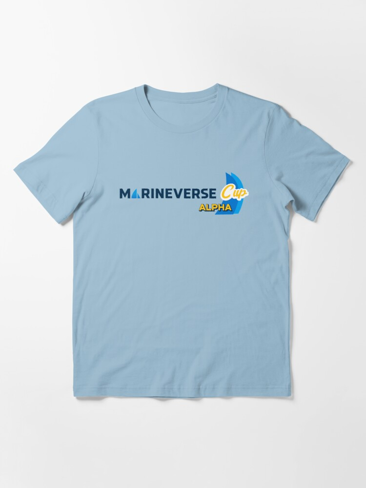 Alternate view of MarineVerse Cup Alpha official! Essential T-Shirt