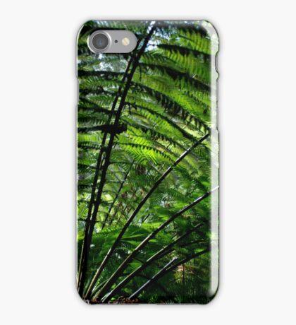 like a peacock iPhone Case/Skin