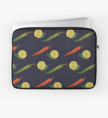 Chilli Lemon Laptop Sleeve