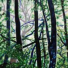 'Woods (Interior)' by Jerry Kirk