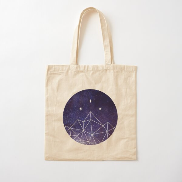 The Night Court Cotton Tote Bag